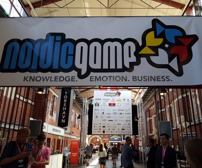 Nordic Game 2018