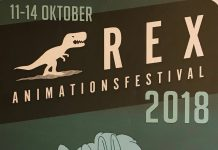 Η αφίσα του 4ου Rex Animation Film Festival